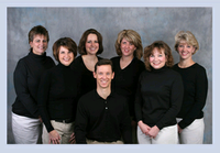 Smile by Stone Family and cosmetic dentistry staff in east saginaw lansing, mi